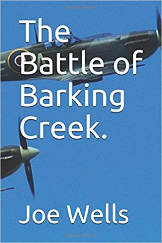 THE BATTLE OF BARKING CREEK BOOK COVER